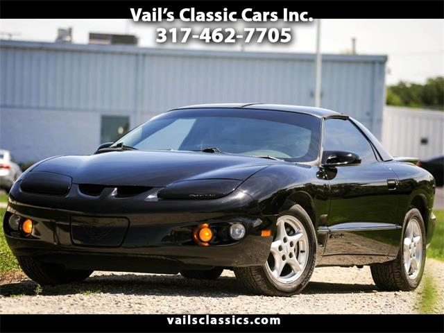 1998 Pontiac Firebird (CC-1383943) for sale in Greenfield, Indiana