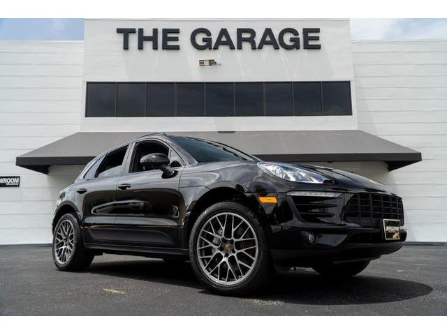 2016 Porsche Macan (CC-1383954) for sale in Miami, Florida