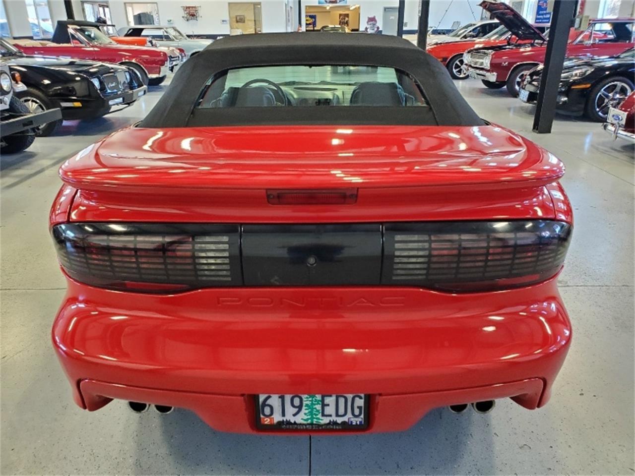 1997 Pontiac Firebird (CC-1383967) for sale in Bend, Oregon