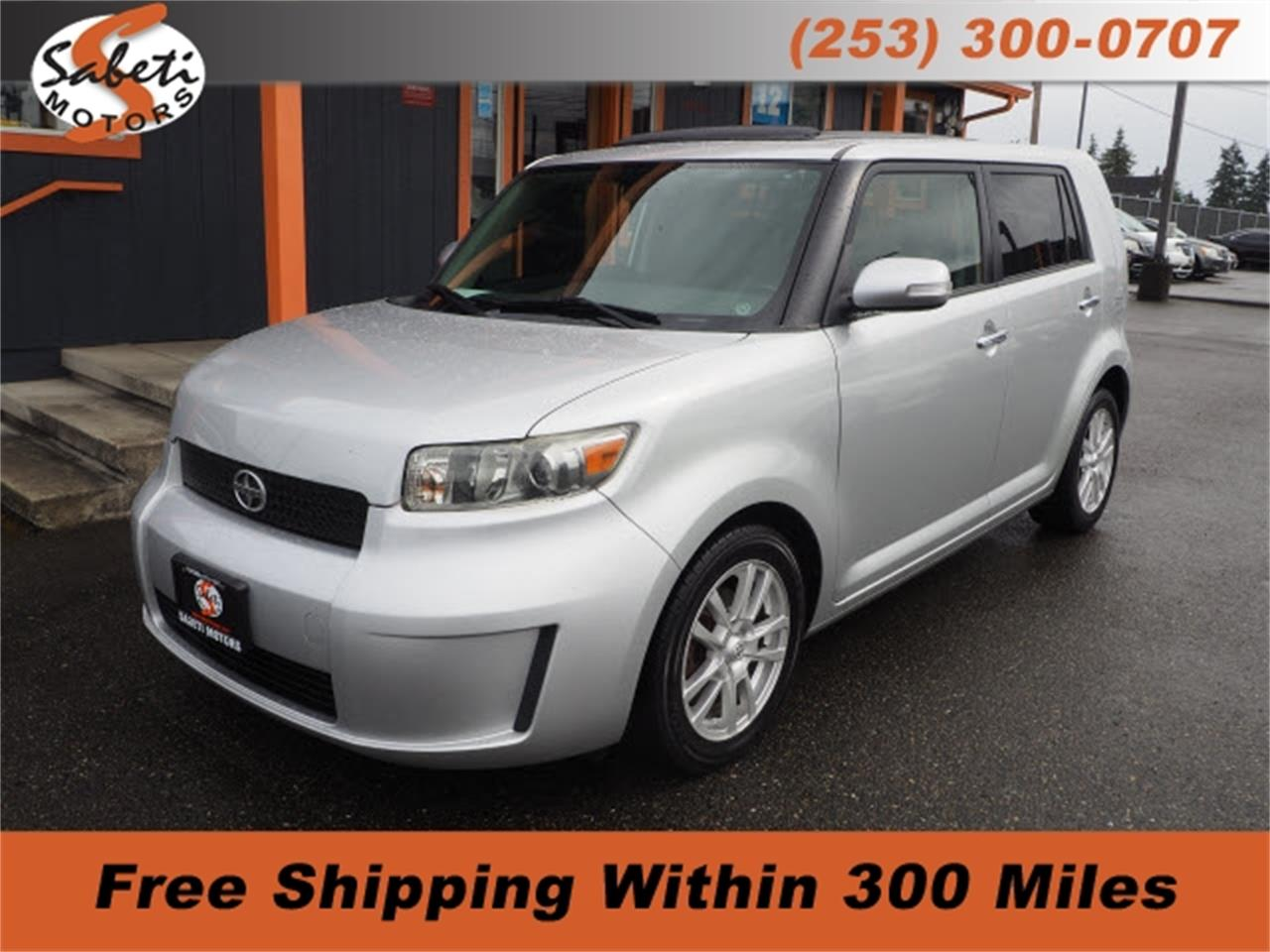 2008 Scion Xb (CC-1383970) for sale in Tacoma, Washington