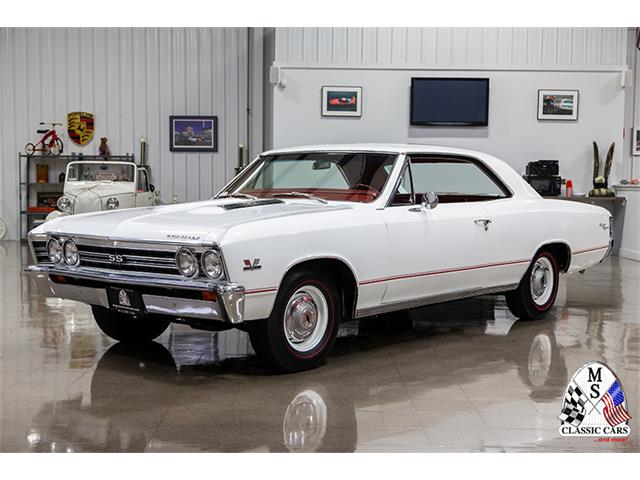 1967 Chevrolet Chevelle (CC-1380399) for sale in Seekonk, Massachusetts