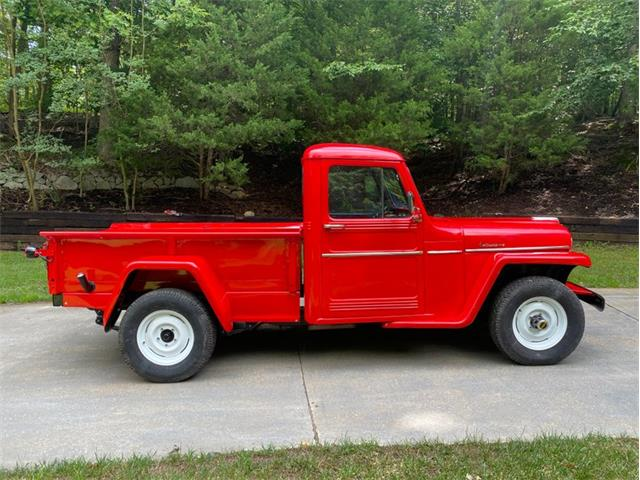 1959 Willys Pickup (CC-1380040) for sale in Youngville, North Carolina