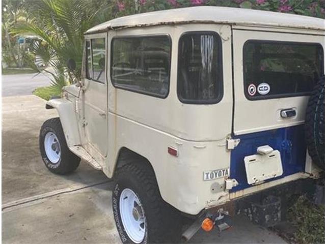 1973 Toyota Land Cruiser FJ