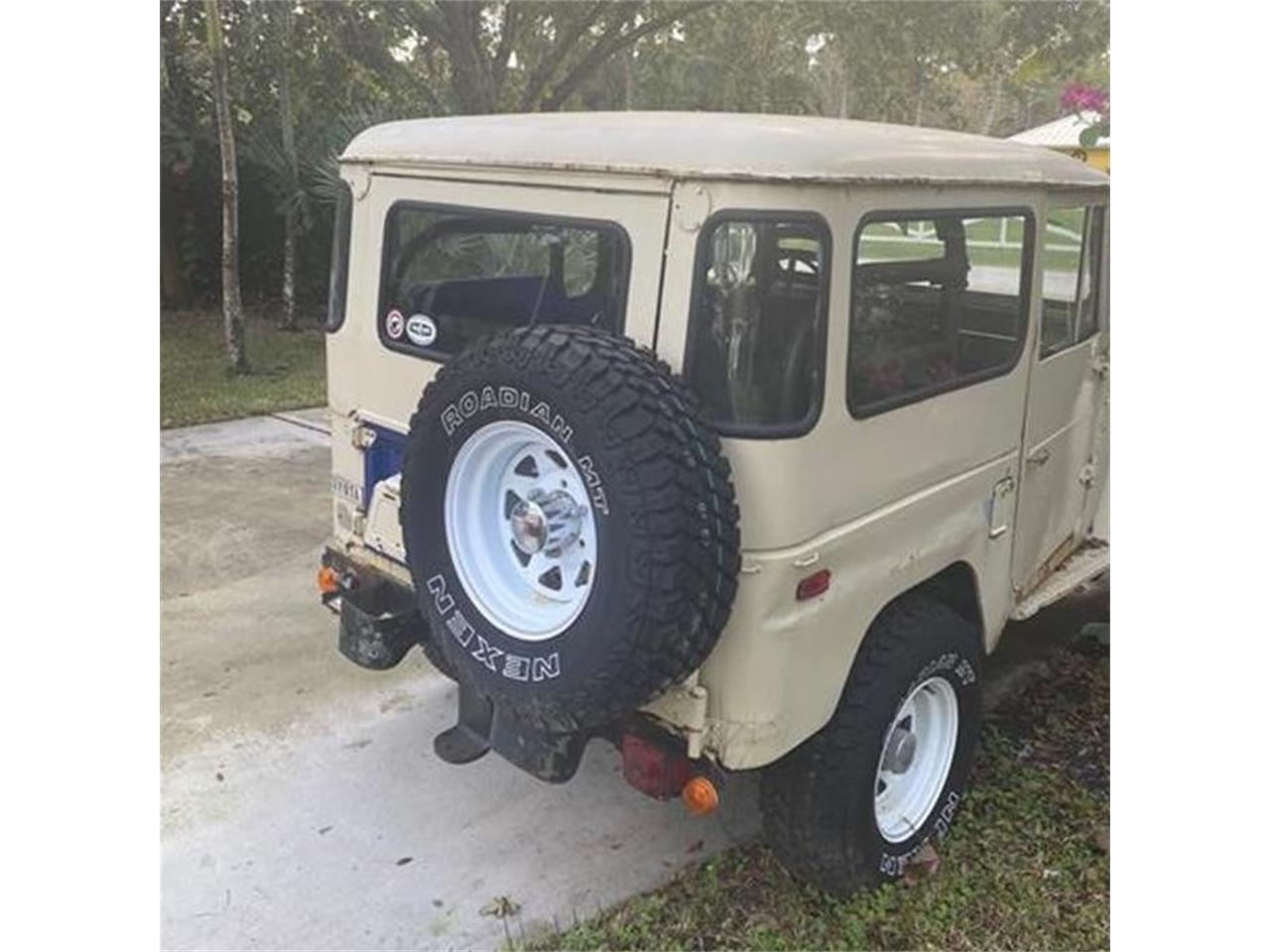 1973 Toyota Land Cruiser FJ (CC-1380400) for sale in Palm Beach Gardens, Fla
