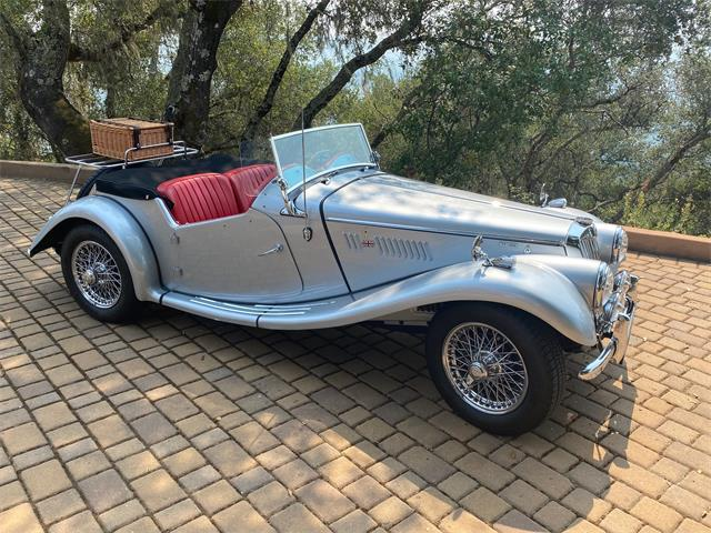 1955 MG TF (CC-1384010) for sale in Cloverdale, California