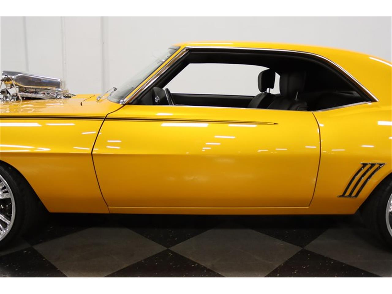 1969 Chevrolet Camaro (CC-1384017) for sale in Ft Worth, Texas