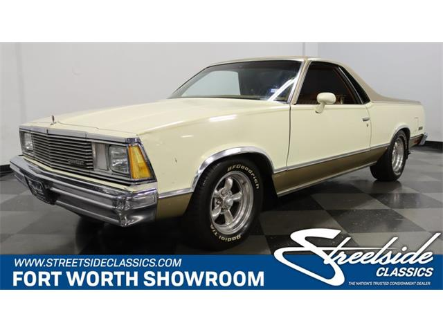 1981 Chevrolet El Camino (CC-1384019) for sale in Ft Worth, Texas