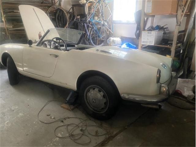 1960 Alfa Romeo Giulietta Spider (CC-1384040) for sale in Beverly Hills, California