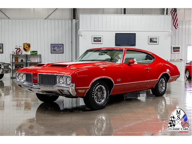 1970 Oldsmobile 442 (CC-1380408) for sale in Seekonk, Massachusetts
