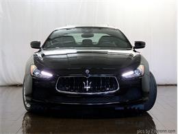 2017 Maserati Ghibli (CC-1384081) for sale in Addison, Illinois