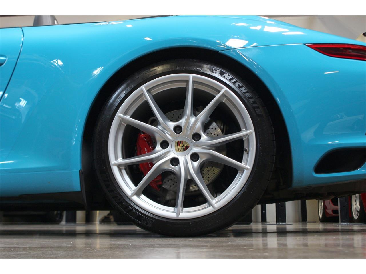 2017 Porsche 911 (CC-1384086) for sale in San Carlos, California