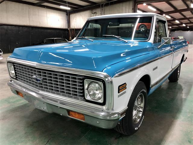 1972 Chevrolet C10 (CC-1380409) for sale in Sherman, Texas