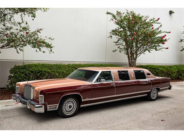 1979 Lincoln Limousine (CC-1384093) for sale in Orlando, Florida