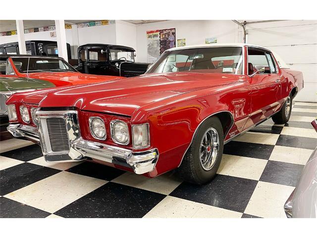 1969 Pontiac Grand Prix (CC-1384100) for sale in Malone, New York