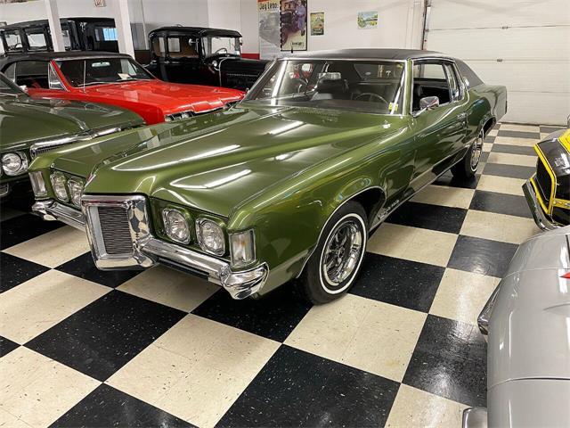 1969 Pontiac Grand Prix (CC-1384101) for sale in Malone, New York