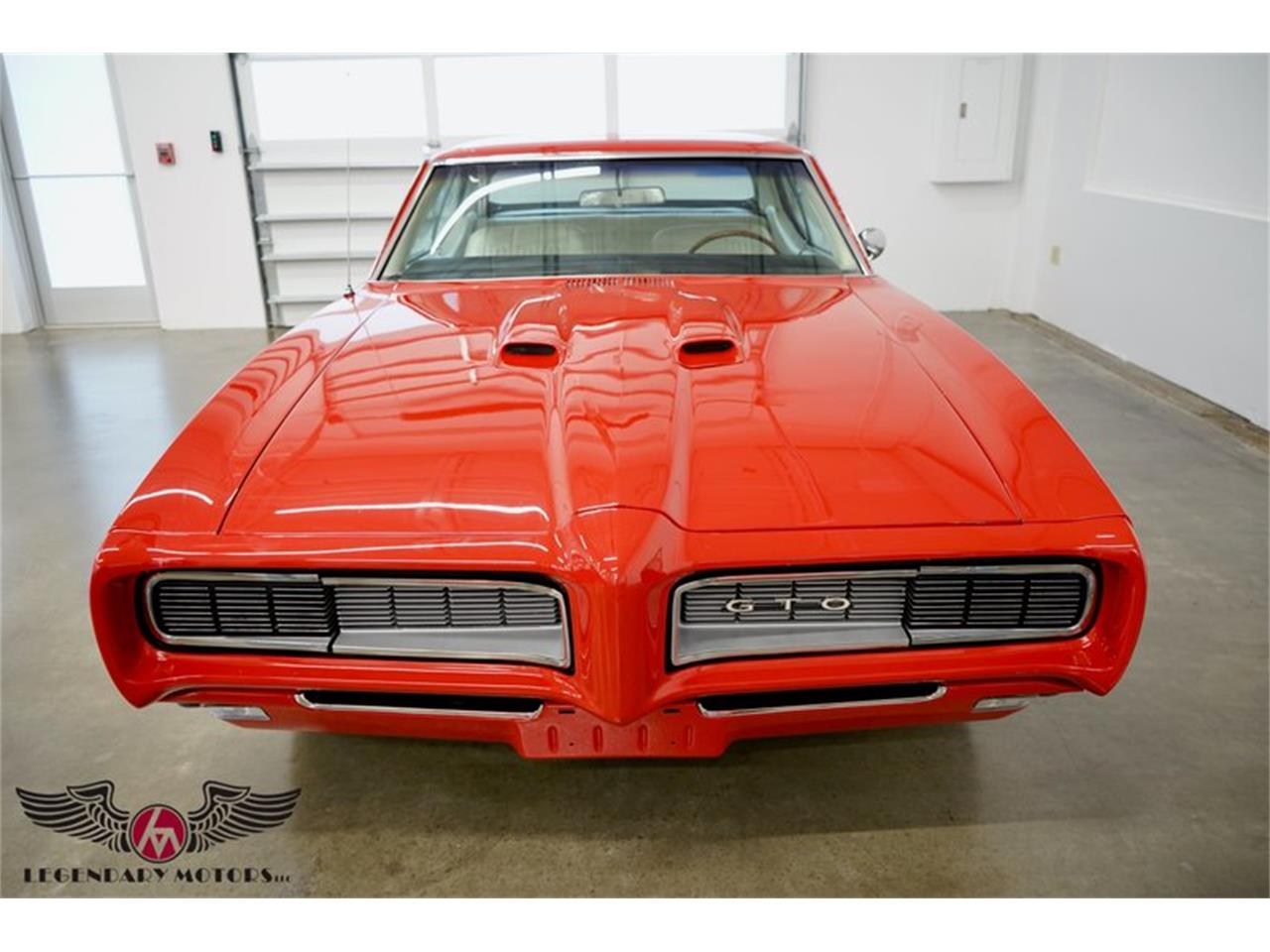 1968 Pontiac GTO (CC-1384102) for sale in Beverly, Massachusetts