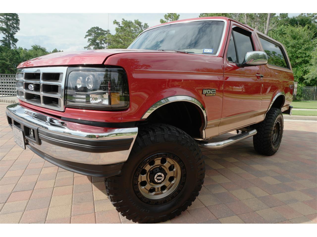 1995 Ford Bronco (CC-1380411) for sale in Park City, Utah