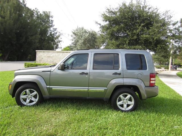 2012 Jeep Liberty (CC-1384119) for sale in Delray Beach, Florida