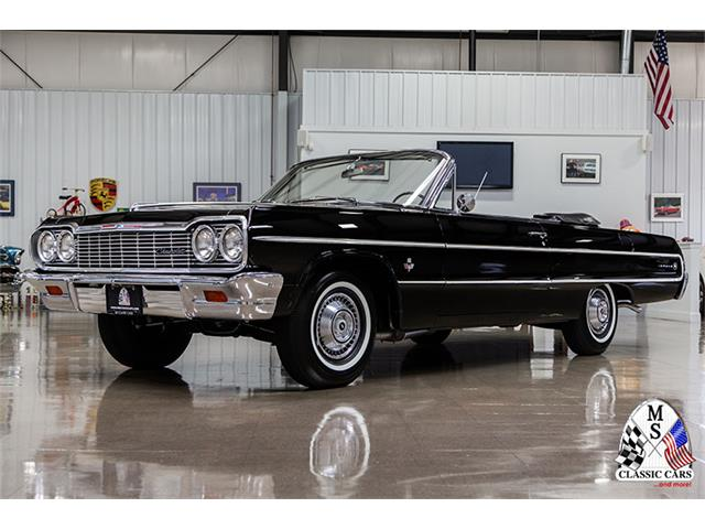 1964 Chevrolet Impala (CC-1380412) for sale in Seekonk, Massachusetts