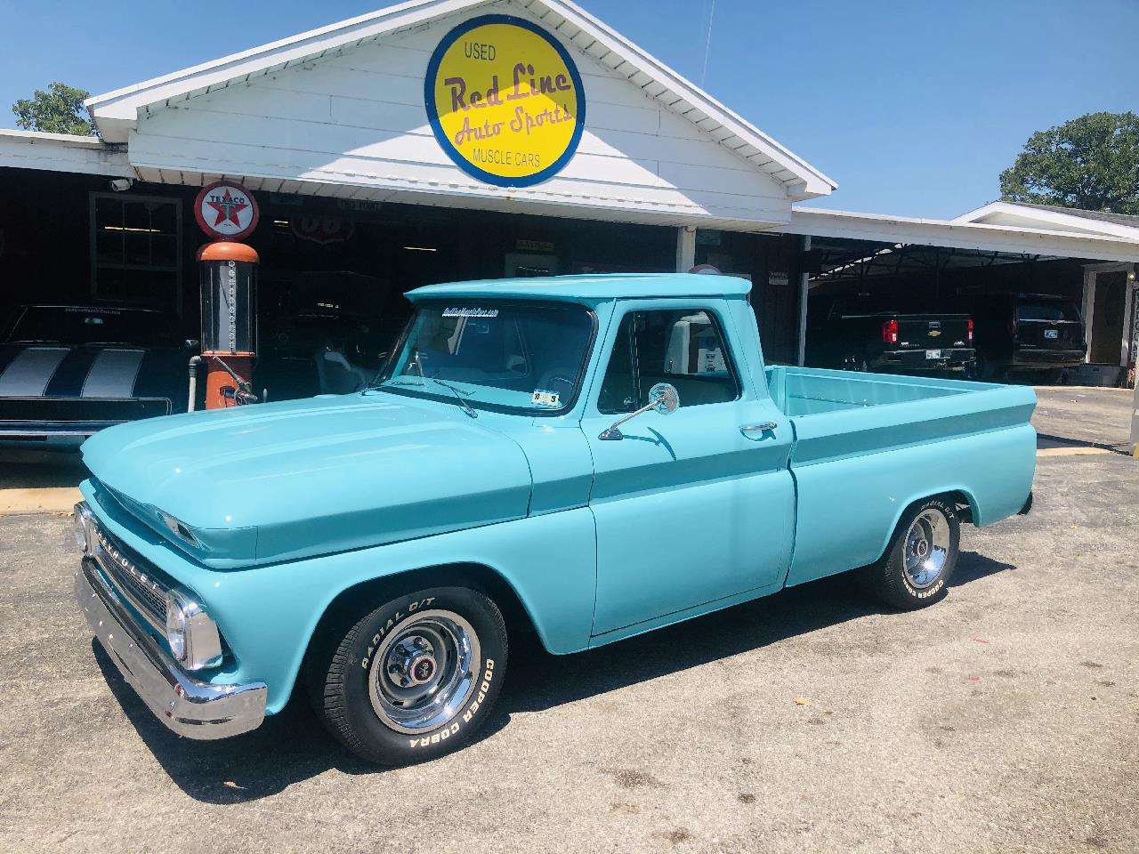 1964 Chevrolet C10 (CC-1384125) for sale in Wilson, Oklahoma