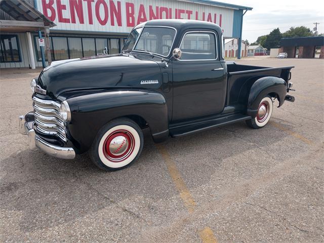 1948 Chevrolet 1/2-Ton Shortbox (CC-1384141) for sale in Benton, Kansas