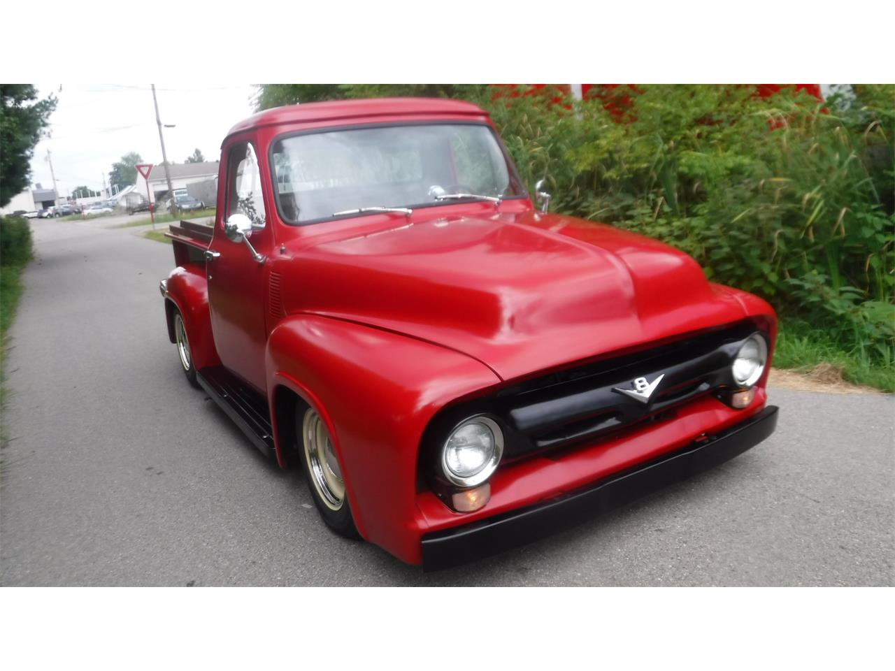 1955 Ford F100 (CC-1384147) for sale in MILFORD, Ohio