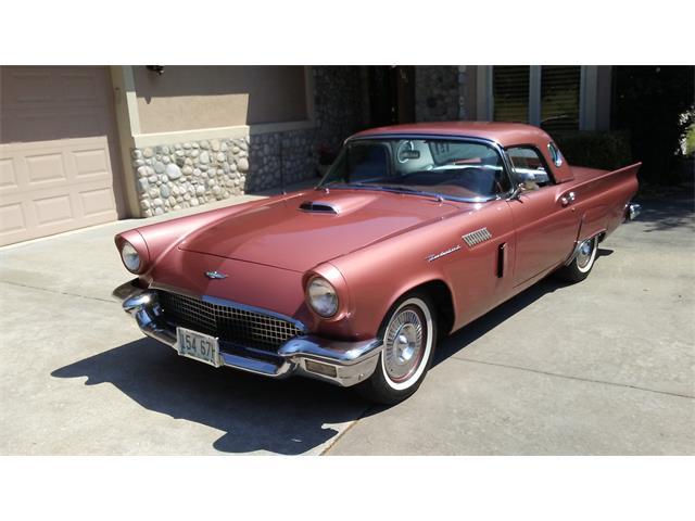 1957 Ford Thunderbird (CC-1384149) for sale in Gravois Mills, Missouri