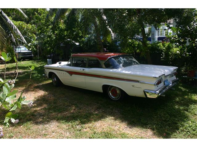 1959 Edsel Ranger (CC-1384151) for sale in key largo, Florida