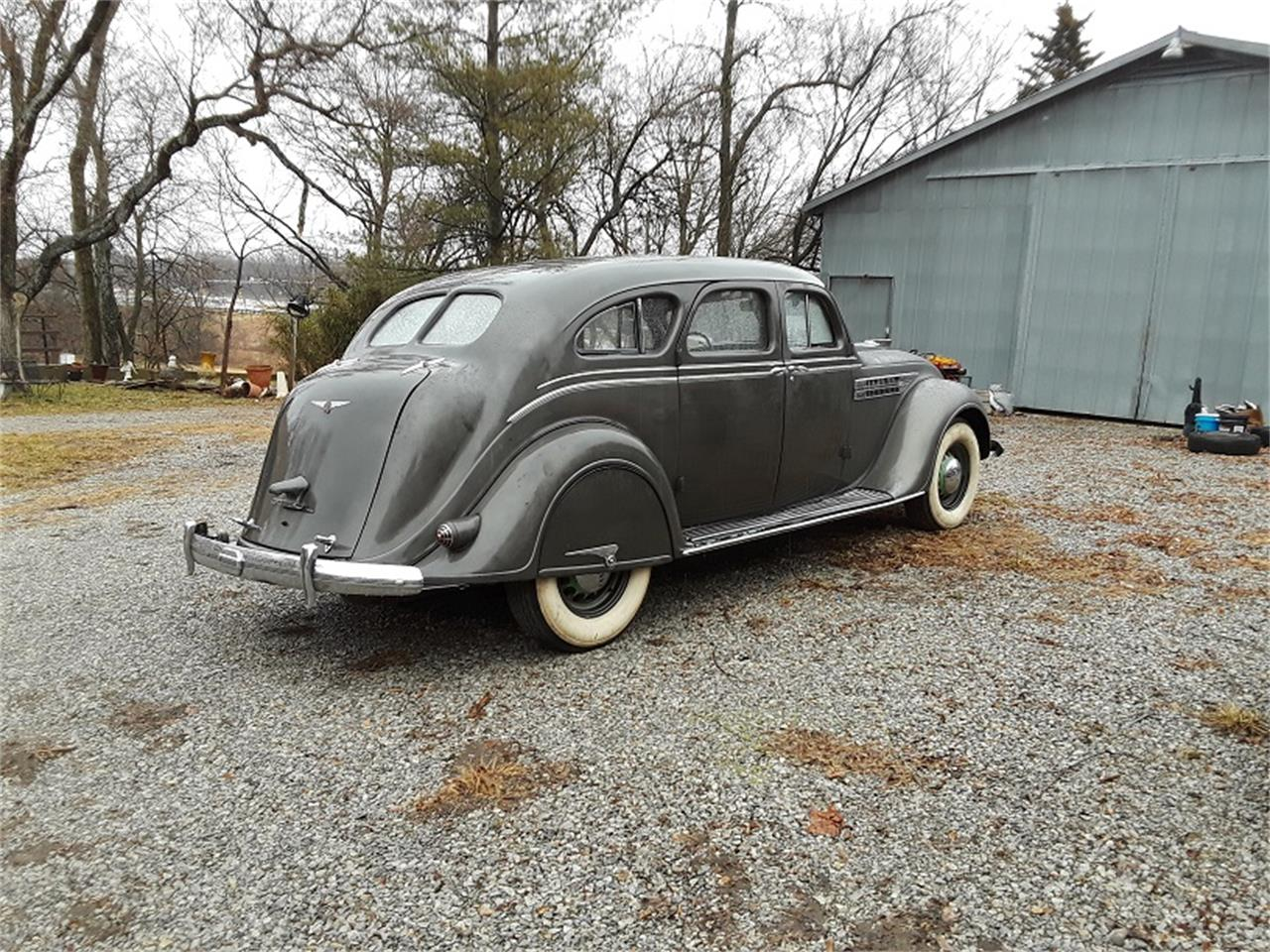 1936 Chrysler Airflow (CC-1384158) for sale in LAWRENCE , Kansas