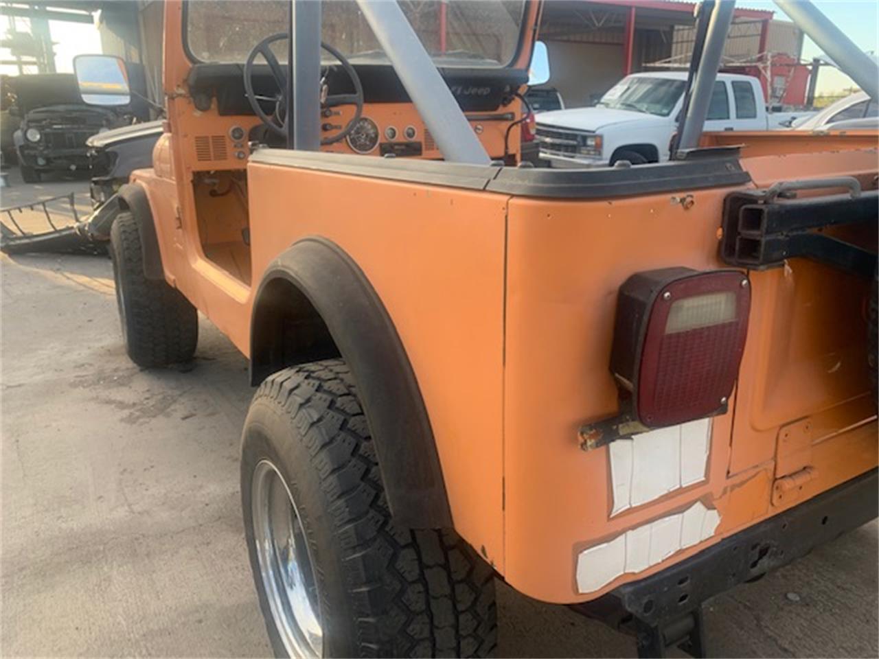 1985 Jeep CJ7 (CC-1384159) for sale in Phoenix, Arizona
