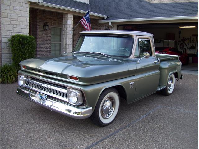 1964 Chevrolet C10 (CC-1384162) for sale in Waco, Texas