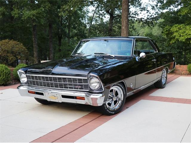 1967 Chevrolet Chevy II Nova SS (CC-1384170) for sale in Birmingham, Alabama