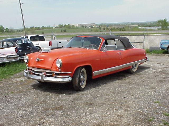 1951 Kaiser Dragon (CC-1384183) for sale in LAWRENCE, Kansas