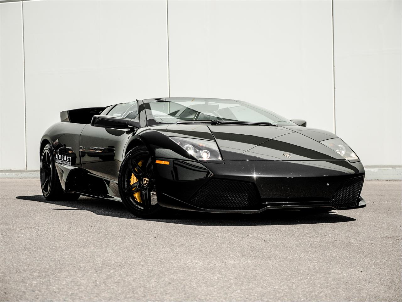 2008 Lamborghini Murcielago (CC-1380042) for sale in Kelowna, British Columbia