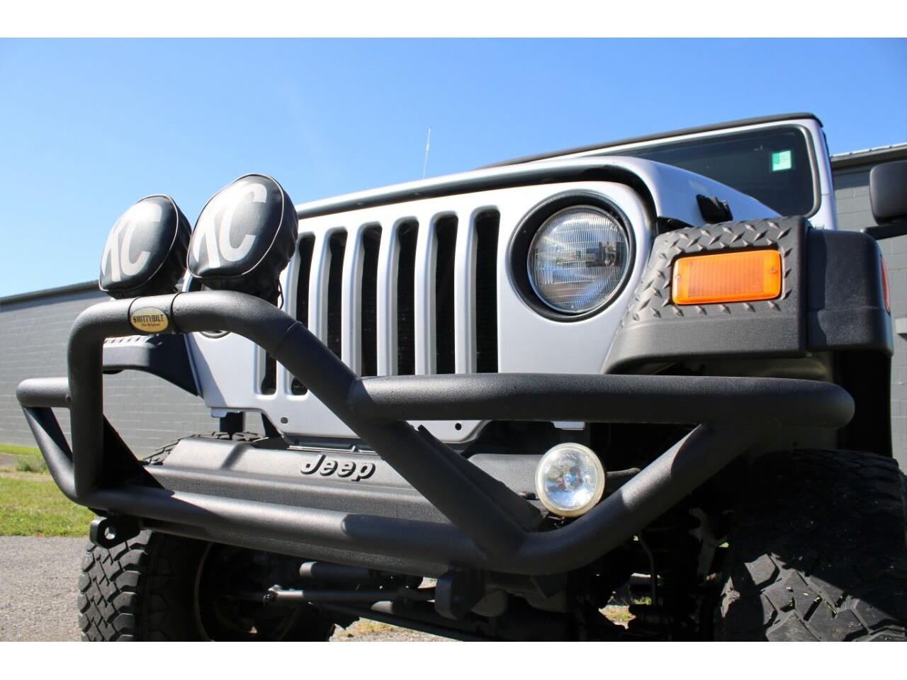 2004 Jeep Wrangler (CC-1384200) for sale in Hilton, New York