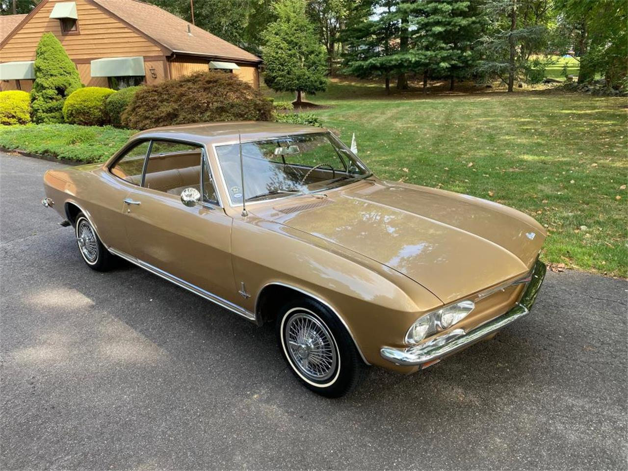 1965 Chevrolet Corvair (CC-1384213) for sale in Milford City, Connecticut