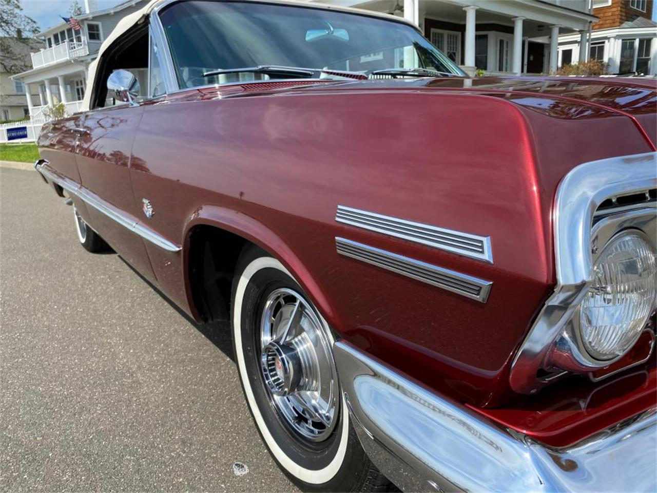 1963 Chevrolet Impala (CC-1384215) for sale in Milford City, Connecticut