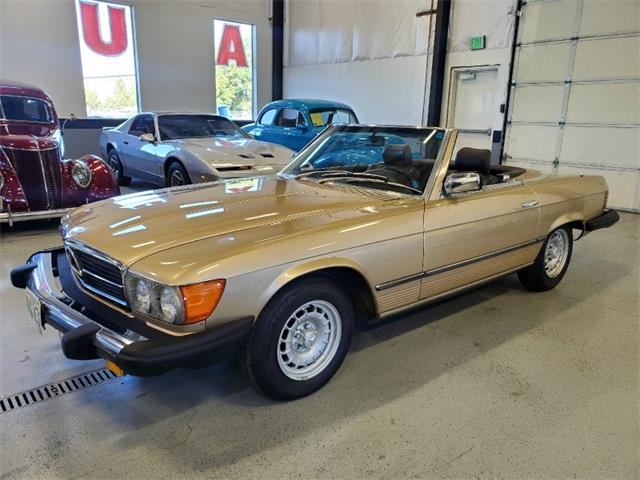 1984 Mercedes-Benz 380 (CC-1384236) for sale in Bend, Oregon