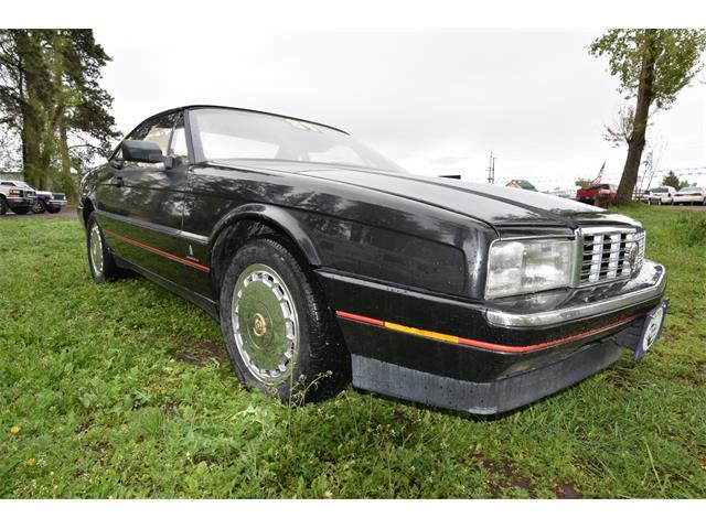 1989 Cadillac Allante (CC-1380424) for sale in Bremerton, Washington