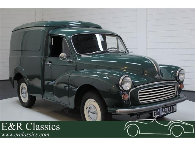 1960 Morris Minor 1000 Traveler Wagon
