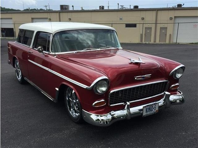 1955 Chevrolet Nomad (CC-1384253) for sale in Cape Girardeau , Missouri