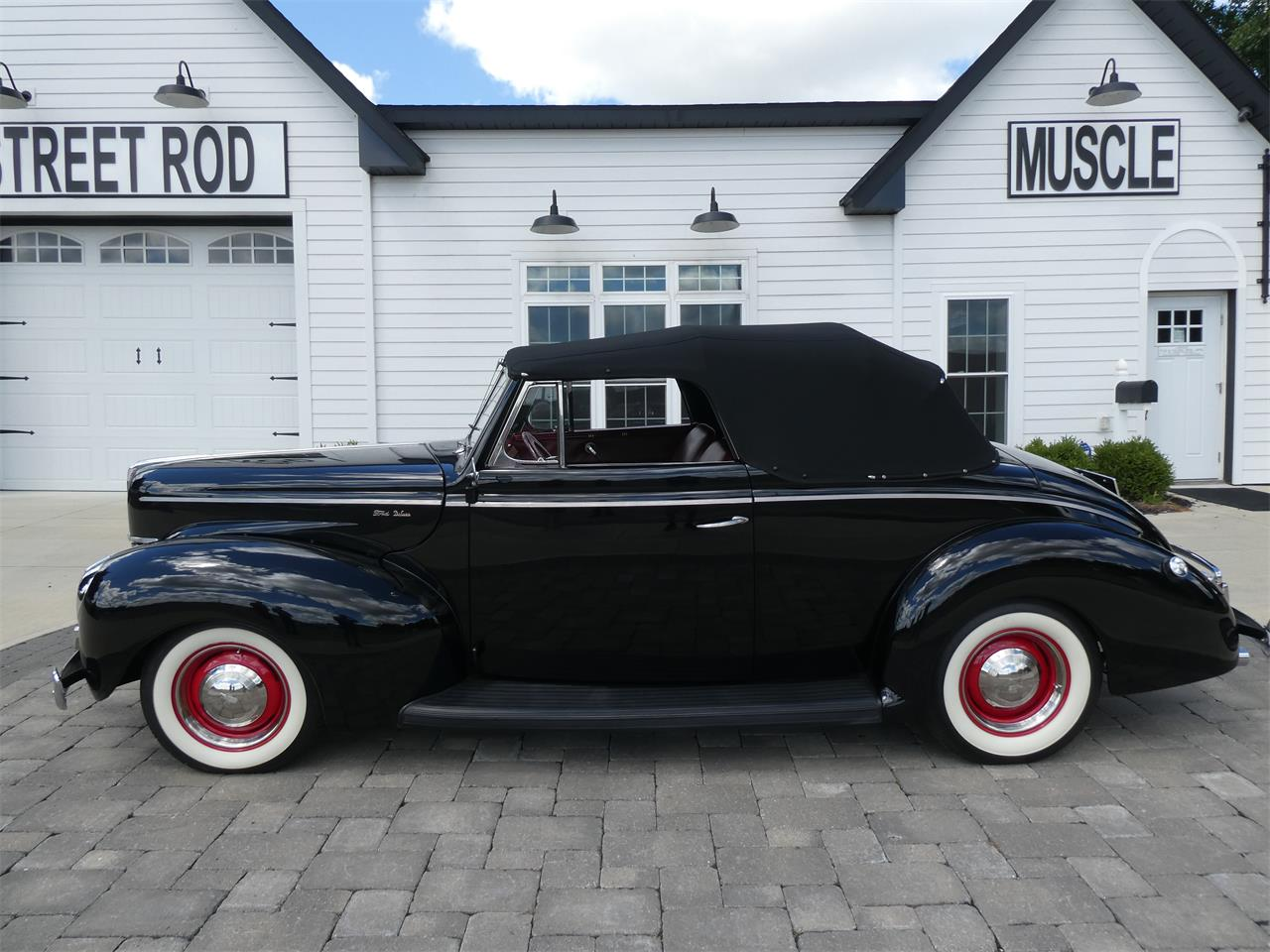 1940 Ford Deluxe (CC-1384259) for sale in Newark, Ohio