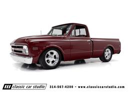 1968 Chevrolet C10 (CC-1384261) for sale in Saint Louis, Missouri