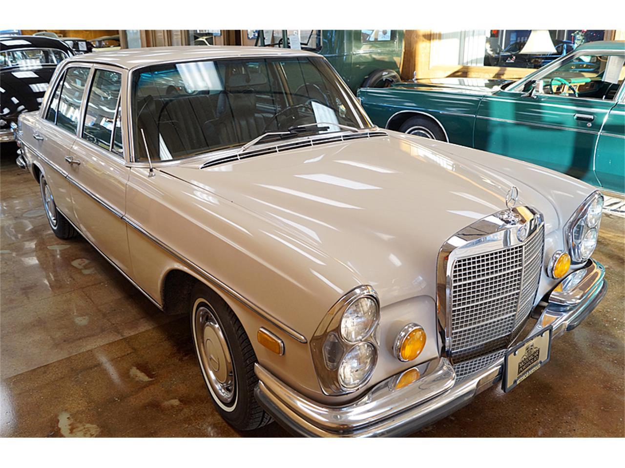 1972 Mercedes-Benz 280SE (CC-1384279) for sale in Canton, Ohio
