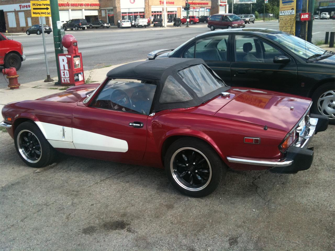 1977 Triumph Spitfire (CC-1384281) for sale in Chicago, Illinois