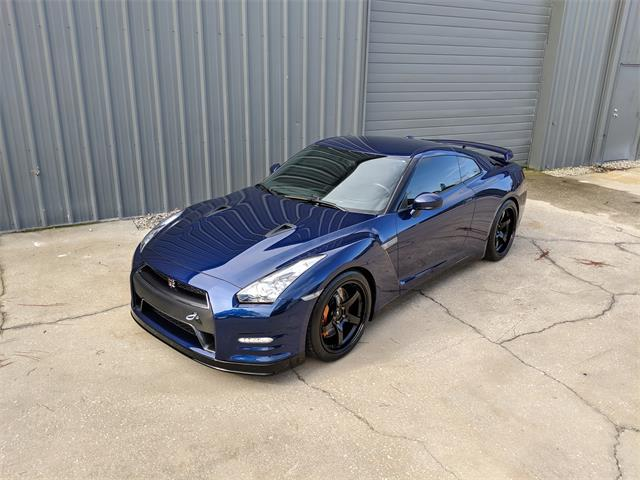 2013 Nissan GT-R (CC-1384286) for sale in Osprey, Florida