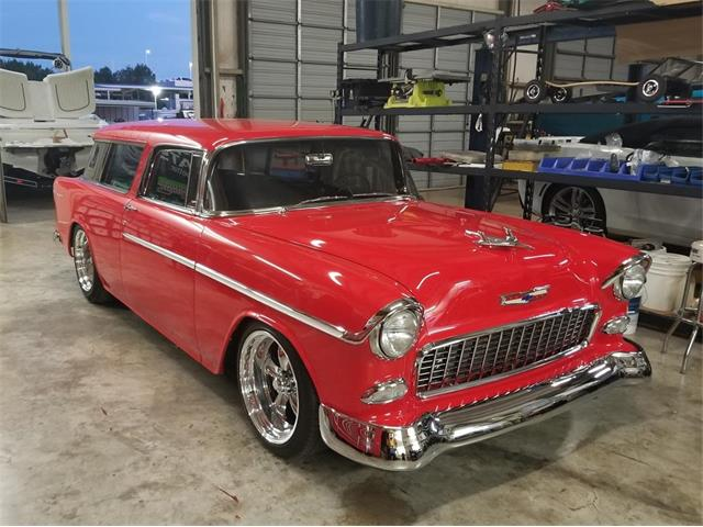 1955 Chevrolet Nomad (CC-1384315) for sale in Austin, Texas