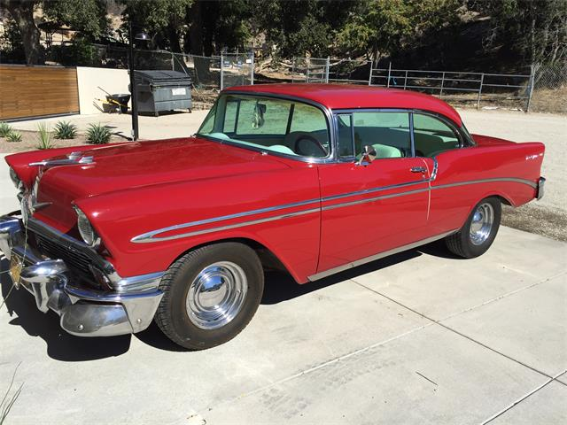 1956 Chevrolet Bel Air (CC-1384346) for sale in Santa Clarita, California