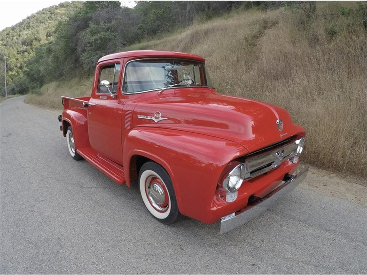 1956 Ford F100 (CC-1384350) for sale in Tulare, California