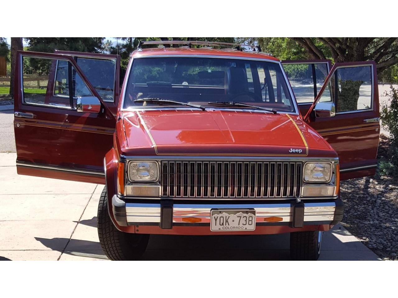 1984 Jeep Wagoneer (CC-1384358) for sale in Colorado Springs, Colorado